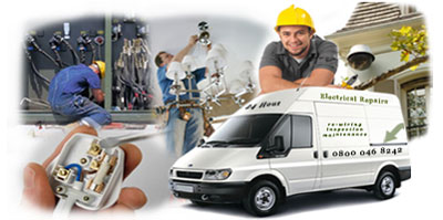 Abbey Wood electricians